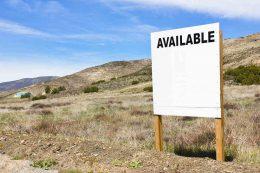 vacant land