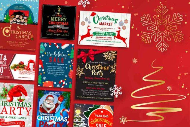 Christmas holiday sales