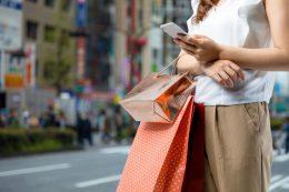 customers app shopping