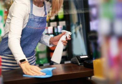 How to keep your commercial space clean