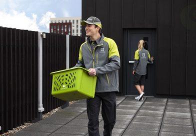 sustainable uniform ocado