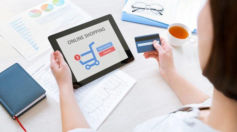 e-commerce checkout customer