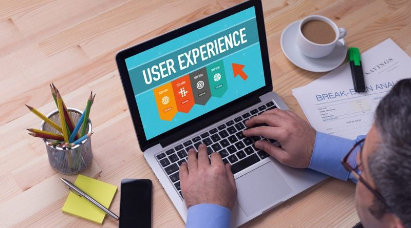 user experience UX e-commerce