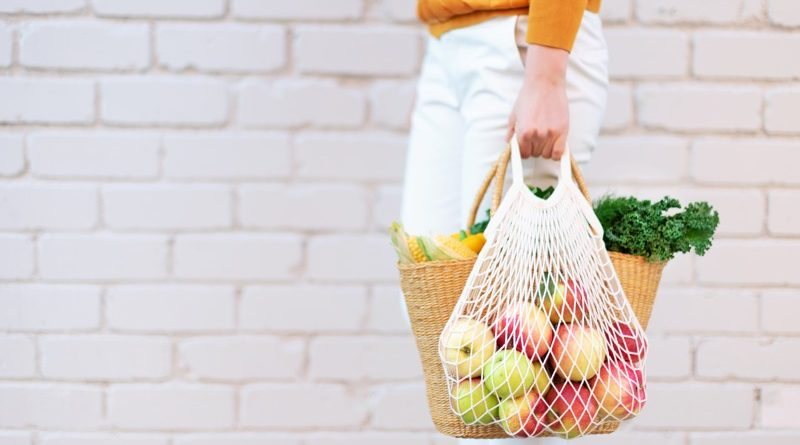 shopping more sustainably