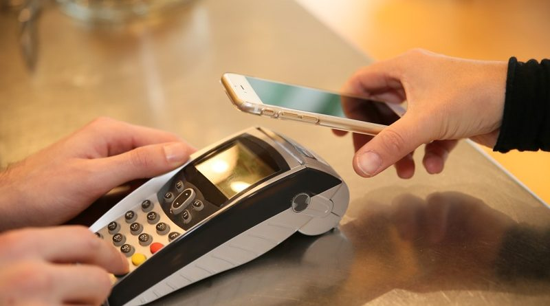 mobile payment device usage