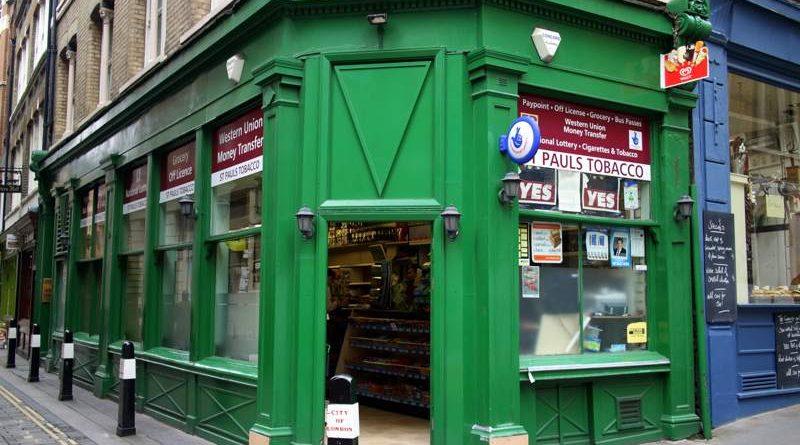 brits corner shop