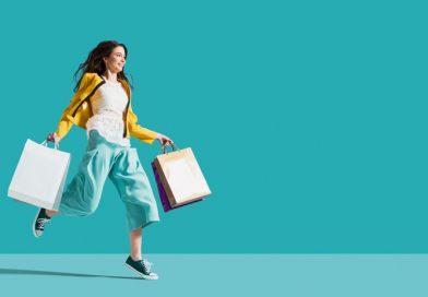 blue shoppers habits