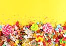 candy food and drinks packaging